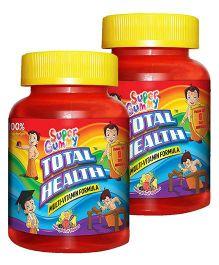 Super Gummy Total Health Multi Vitamin Formula - 60 Pieces