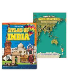 Atlases Pack of 2