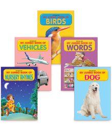 My Jumbo Books pack of 5