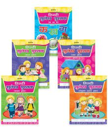 Hindi Sulekh pack of 5