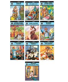 Amar Chitra Katha's Classic Indian Tales