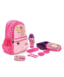 Back To School Kit - Barbie 9