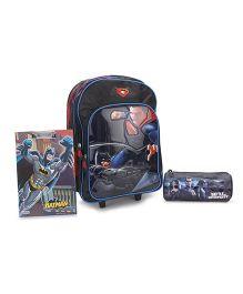 Back To School Kit - Batman vs Superman