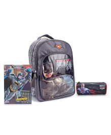Back To School Kit - Batman & Superman