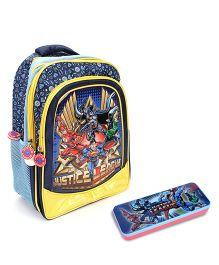 Back To School Kit - Justice League 2