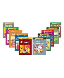 CLASSIC BOOKS COMBO 2- 10 BOOKS