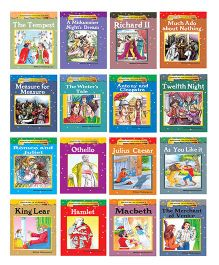 CLASSIC BOOKS COMBO 16 BOOKS