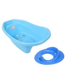 Babyhug Bath Tub & Potty Trainer combo - Blue