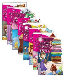 Pegasus Pack of 8 Books