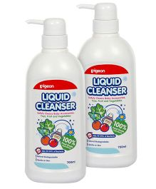Pigeon Liquid Cleanser Bottle - 700 ml (Pack of 2)
