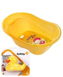 Safety 1st Tempguard Duck - Yellow AND Farlin - Angel Bath Tub