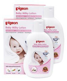 Pigeon - Baby Milky Lotion (Pack of 2)