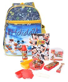 Disney Mickey Nursery School Bag and school kit