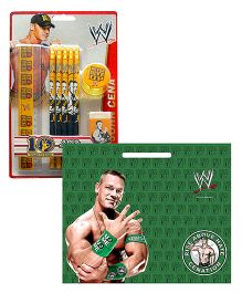 WWE drawing book and stationery set