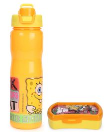 Jewel lunch box and insulated water bottle