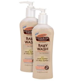 Palmers Cocoa Butter Formula Baby Wash - 250 ml Pack of 2