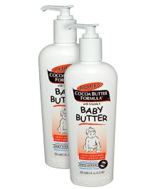 Palmers Baby Butter Daily Lotion 250 ml Pack of 2