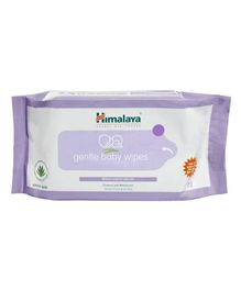 Himalaya - Gentle Baby Wipes 72 Pieces (Pack of 2)