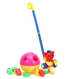 Venus Learning Shapes Ball and Ratnas Teddy Rider