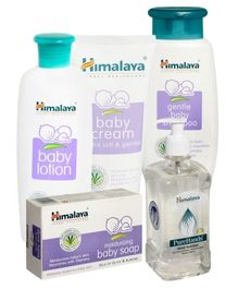 Himalaya - Baby Bath Pack (Set of 5)