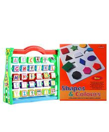 Venus Learning Kit Junior and Zephyr Shapes & Color Puzzle