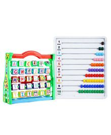 Zephyr Counting Frame And Writing Board and  Venus Learning Kit Junior