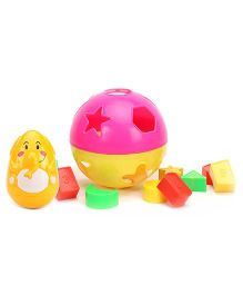 Venus Learning Shapes Ball and  Funworld Melody Roly Poly