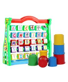 Venus Learning Kit Junior  and  Funskool Giggles Stacking Drums