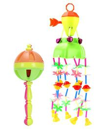Ratnas Merry Go Round and  Kumar Toys Gada Rattle