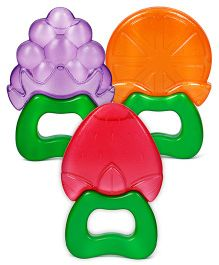 Babyhug Water Filled Teether Set of 3
