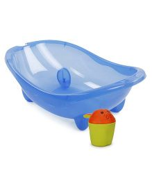 Babyhug Aqua Fun Bath Tub  And Shampoo Rinse Cup