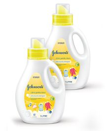 Johnsons Baby Ultra Gentle Clean 1L Pack of 2
