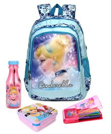 Disney Princess Back to School Combo Kit 2