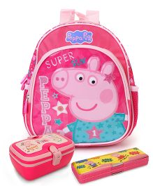 Peppa Pig Back to School Combo 3
