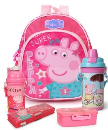 Peppa Pig Back to School Combo 4