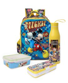 Mickey Mouse & Friends Back to School Combo 1