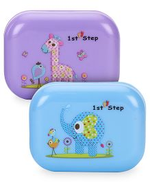 1st Step Soap Box Pack of 2