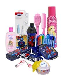 Grooming Kit with Marvel School Kit (Set of 7)