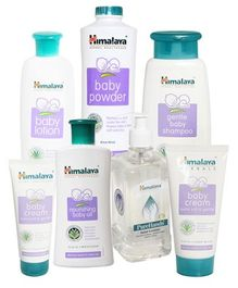Himalaya Complete Baby Products Combo (Set of 7)