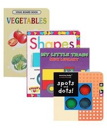 Fun Books for Your Kids (Set of 4)
