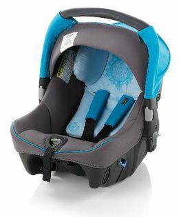 Jane Strata Baby Car Seat - Aqua Blue