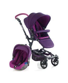 Jane Epic Plus Koos Car Seat Travel System - Lilac