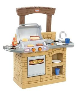 Little Tikes Cook N Play Outdoor BBQ - Multi Color