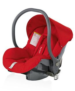 Brevi Smart Car Seat - Red