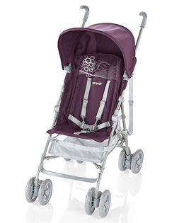Brevi B-Light Stroller - Plum