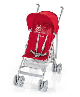 Brevi B-Light Stroller - Red