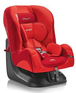 Brevi Gp Sport Car Seat - Red