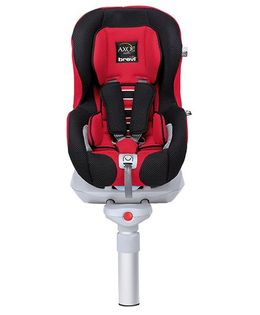 Brevi Axo Isofix Car Seat - Red & Black