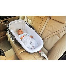 Brevi Carrycot Installer For Car - White