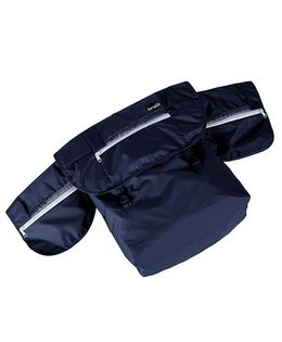 Brevi Practical Wind Rain Cover - Navy Blue